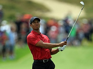 Tiger Woods - Australian Open - Day 4