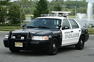Barnegat Police Car