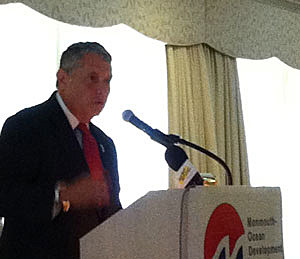 Senator Robert Singer
