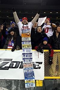 Giants fan