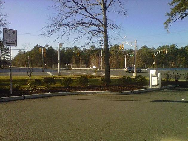 Toms River Walmart site
