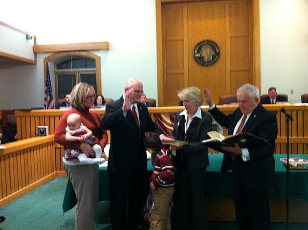 Toms River Council reorganization