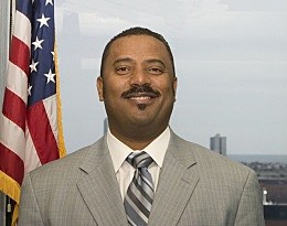 Mayor Lorenzo Langford