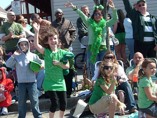 Ocean County St. Patricks Day Parade