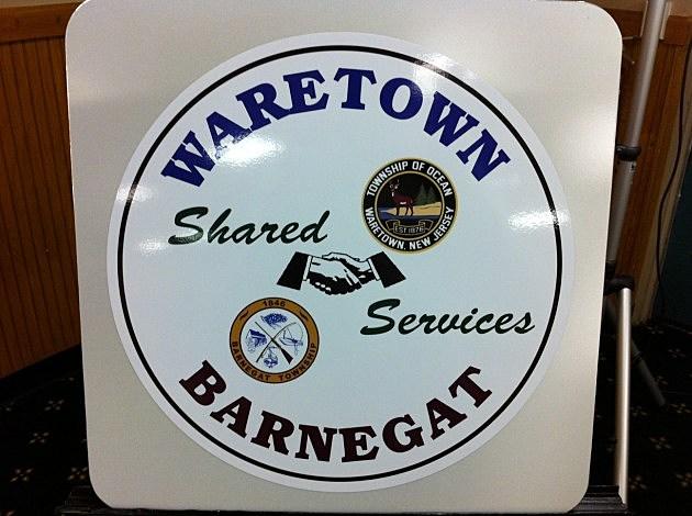 Waretown Barnegat Sign