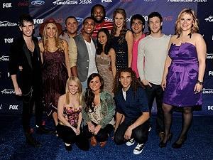 "Fox's 2012 ""American Idol"" Finalists"
