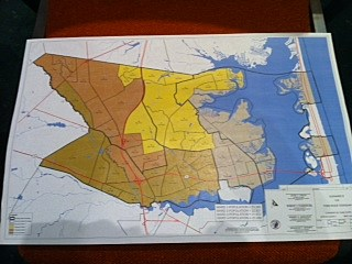 final Toms River Ward map