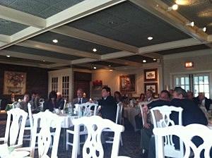 Mayor's association breakfast