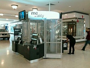 Me-Ality Machine in Woodbridge Mall