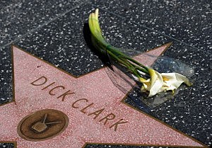 Dick Clark remembered on the Hollywood Walk Of Fame