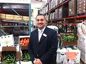 Carlos Rodriguez, Foodbank Executive Dir., by Rosetta Key Townsquare Media