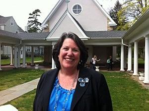 DCF Commissioner Allison Blake