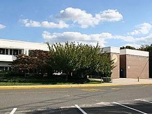 East Dover Intermediate School in Toms River