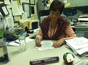 Leslie Terjesen