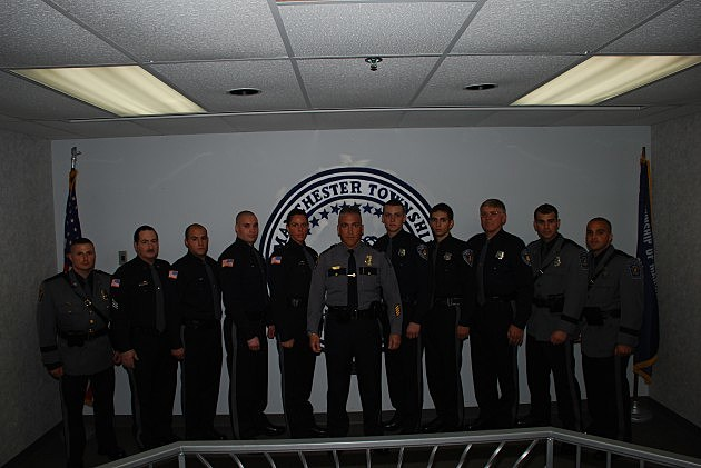 Manchester Auxiliary Police