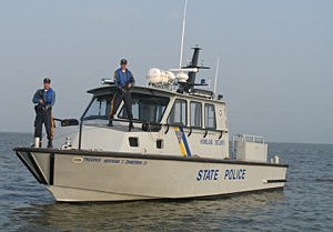 State Police Boat