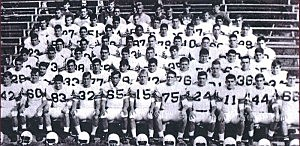 1968 Toms River High School football team