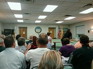 Point Pleasant Beach Council meeting