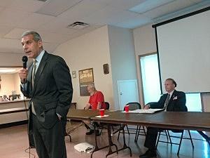 State Senator Joe Kyrillos (R)
