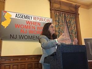 Assemblywoman Caroline Casagrande (Townsquare Media NJ)