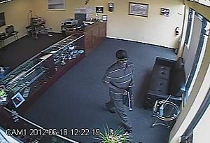 Eatontown robbery surveillance