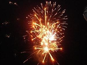 Beachwood Fireworks