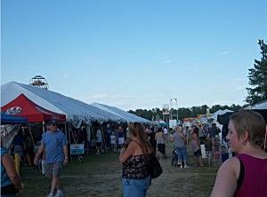 Ocean County Fair in 2011