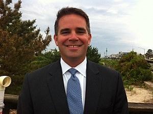 Belmar Mayor Matt Doherty