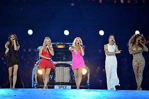 Spice Girls Reunion at Olympics
