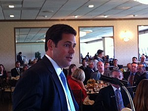 Marlboro Mayor Jonathan Hornick,