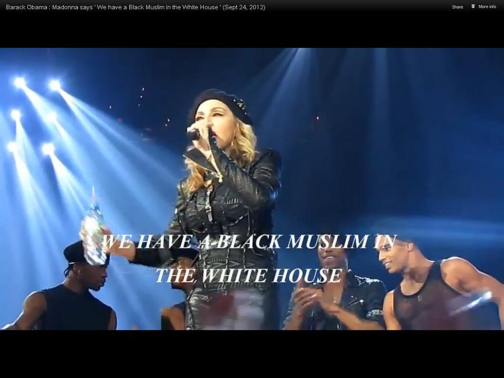 Madonna 9-24-12 YouTube