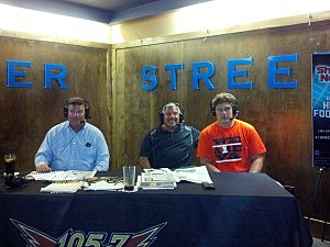 Monsignor Donovan's Brad Hanson on The Shore Sports Network's High School Football Show