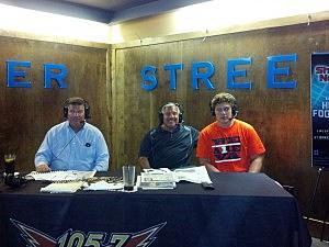 Monsignor Donovan's Brad Hanson on The Shore Sports Network's High School Football Show