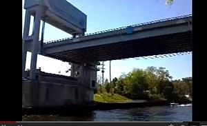 Route 88 bridge in Point Pleasant