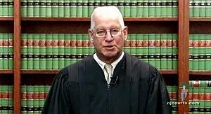 New Jersey Municipal Court Judge Edward Herman