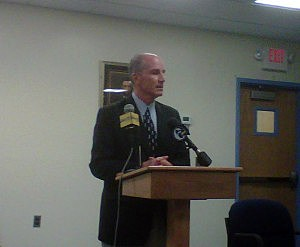 Jackson School Superintendent Thomas Gialnella