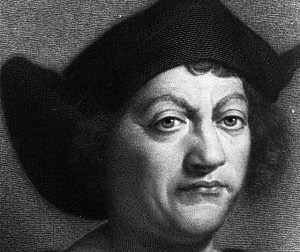 Christopher Columbus circa 1500