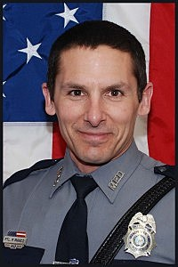 Manchester Police patrolam Peter Manco (Manchester Police)