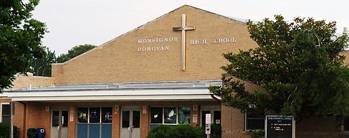 Monsignor Donovan High School