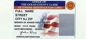 Veterans ID Card