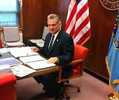Ocean County Freeholder Joe Vicari (Townsquare Media NJ)