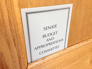 Senate's Budget and Appropriations Committee meets in Toms River