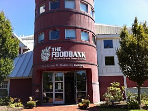 FoodBank of Monmouth & Ocean Counties headquarters in Neptune
