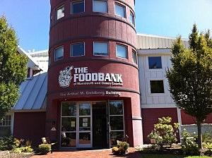 FoodBank of Monmouth & Ocean Counties headquarters in Neptune