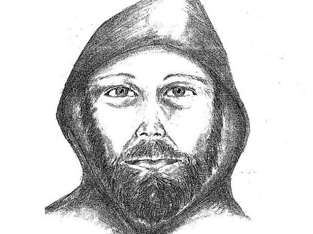 Brick robbery suspect