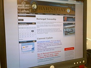 Barnegat Township website