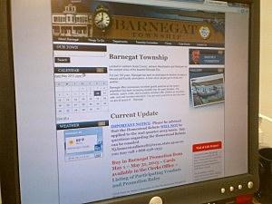 Barnegat Township website