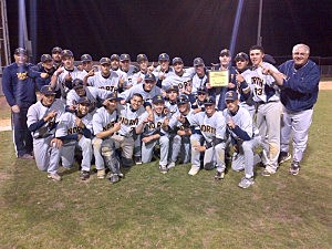 Ocean County Tournament champion Toms River North
