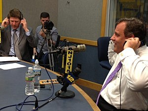 Governor Christie in-studio for Ask The Governor