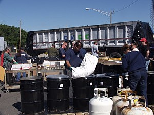 Ocean County Household Hazardous Waste Collection (Ocean County Public Information)